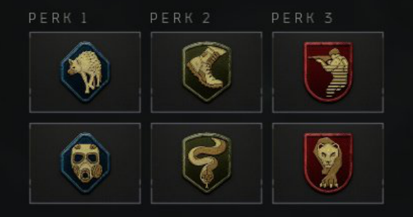 CoD: BO4 | All Perk List - Blackout & Multiplayer - Priority
