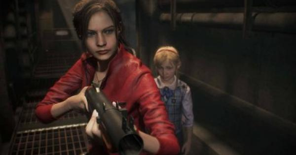 Resident Evil 2 Remake | Claire Hardcore S+ Rank Scenario A Guide & Tips Part 3 | RE2