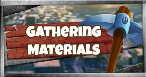 Fortnite | Gathering Building Materials - GameWith