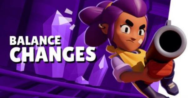 Brawl Stars | January 2019 Update: Brawler & Map Balance Changes - GameWith