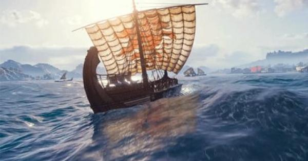 Naval - Side Quest List & Walkthrough - Assassin's Creed Odyssey