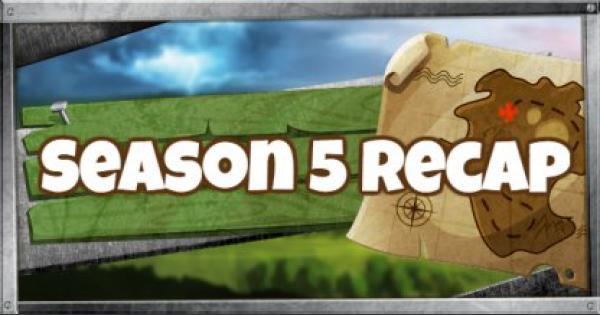 Fortnite | Season 5 Recap - Game Modes, Weapons & Items