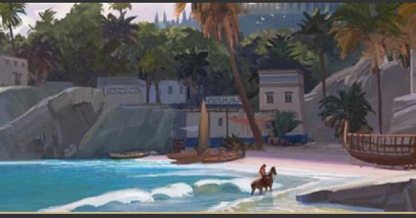 Assassin's Creed Odyssey | Naxos Island - Side Quest List & Walkthrough