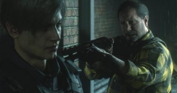 Resident Evil 2 Remake Leon Hardcore S Rank Scenario A Guide