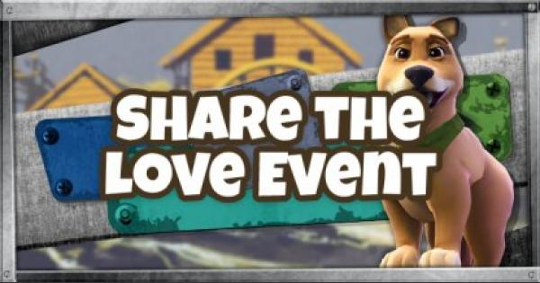 Fortnite | Valentine's Day - Share the Love Event & Rewards