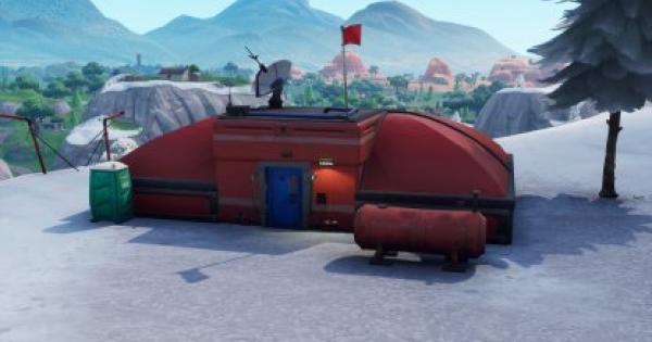 Fortnite | Visit Expedition Outposts - Locations & Guide (Week 10)
