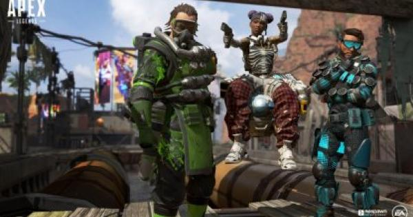 All Legends Playable Character & Abilities List - APEX LEGENDS