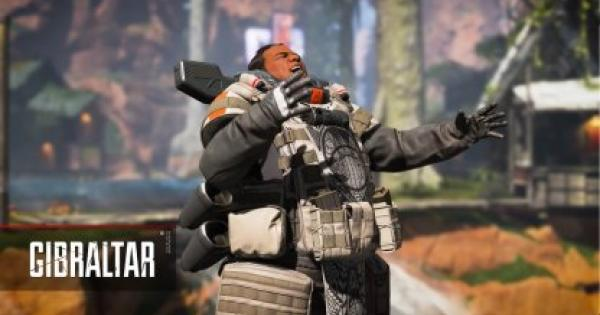 GIBRALTAR - Legend / Character Guide, Abilities & Tips - APEX LEGENDS