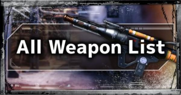 Best Weapon Tier List: All Gun List & Stats - APEX LEGENDS
