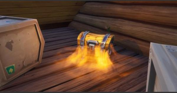 Fortnite | Search Chests in Shifty Shafts or Lonely Lodge (Week 8)