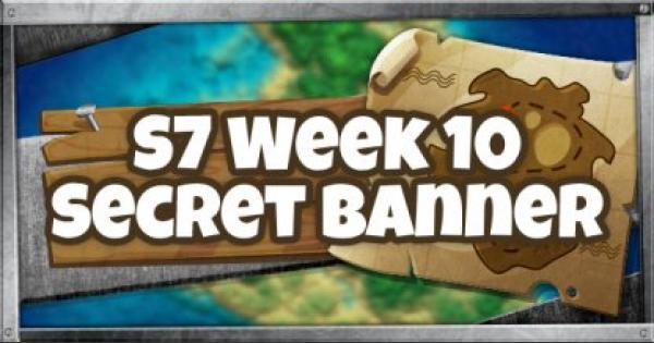 Fortnite | Season 7 Week 10 Secret Banner Location - GameWith