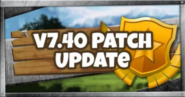 Fortnite | v7.40 Patch Update - Feb. 14, 2019 - GameWith