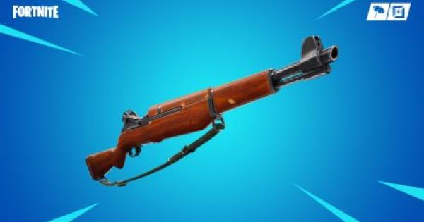 Fortnite Infantry Rifle Infantry Rifle Guide