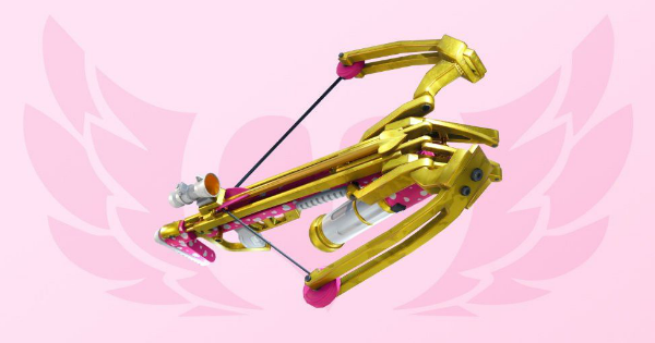 Fortnite | Cupid's Crossbow - Damage & Stats - GameWith