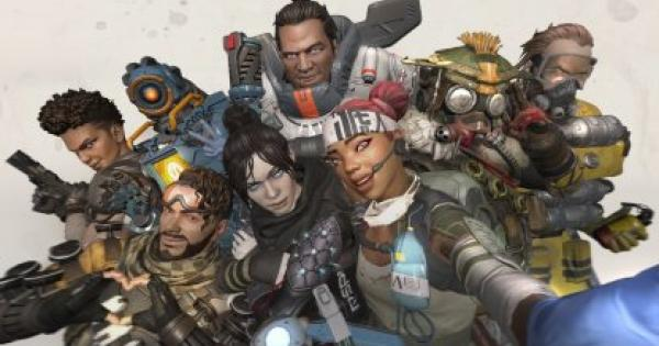 Best Legends Character Tier List & Ranking - APEX LEGENDS