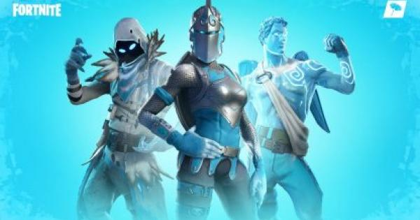 Fortnite | FROZEN LOVE RANGER Skin - Set & Styles - GameWith