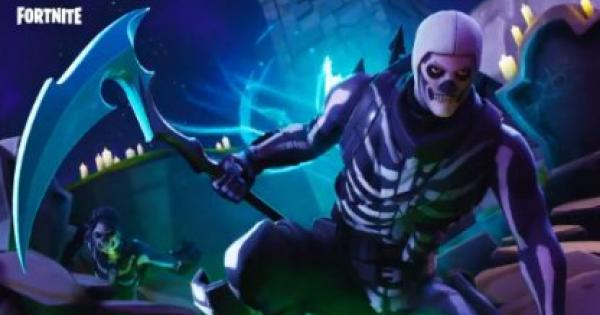 Fortnite | SKULL TROOPER - Skin Review, Challenge, Image & Shop Price - GameWith