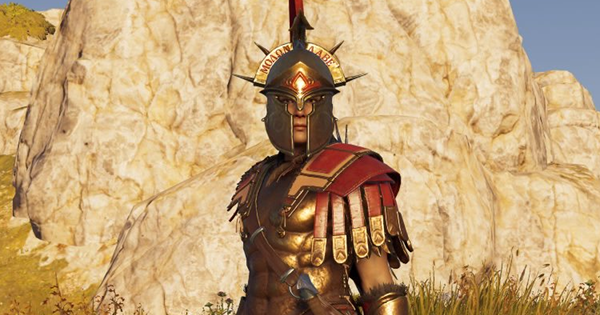 Spartan War Hero Set - How to Get & Armor Stats - Assassin's Creed Odyssey