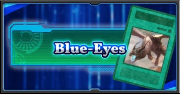 Blue-Eyes   Deck Recipe - YuGiOh! Duel Links