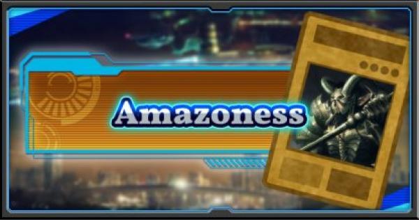 Amazoness | Deck Recipe - YuGiOh! Duel Links