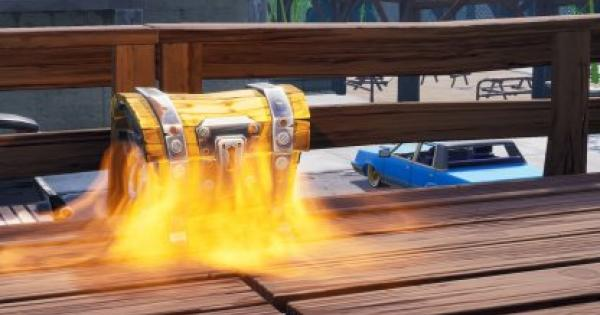 Fortnite | Search Chests / Ammo Boxes at the Block (Overtime Challenge)