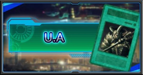 UA Deck - YuGiOh! Duel Links