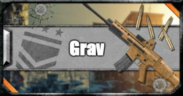 CoD: BO4 | Grav Assault Rifle - Damage, Stats, & Tips | Call of Duty: Black Ops 4
