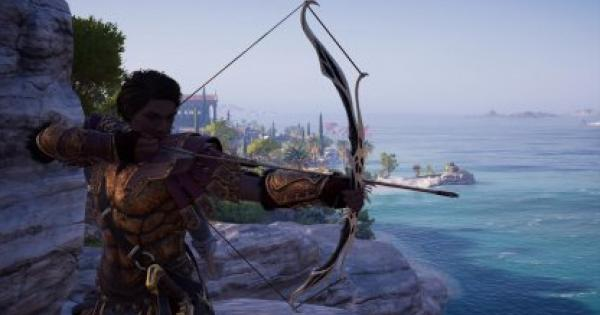Assassin's Creed Odyssey | Paris's Bow - How to Get & Weapon Stats