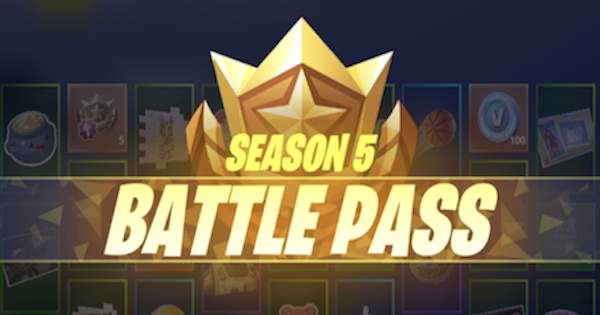 Fortnite | Season 5 Battle Pass Challenge List & Guides - GameWith