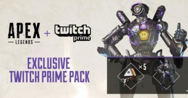 APEX LEGENDS | Apex Legends Exclusive Twitch Prime Pack - GameWith