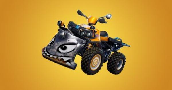 Fortnite | Quadcrasher - New All Terrain Vehicle - GameWith