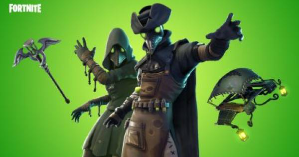 Fortnite | PLAGUE Skin - Set & Styles - GameWith