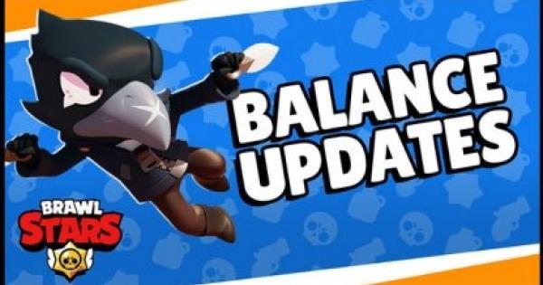 Brawl Stars | Feb 2019 Update - Balance Changes, New Game Mode & Brawler