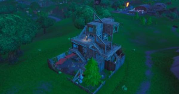 Fortnite | Visit All 7 Pirate Camps - Locations Guide (Week 1)
