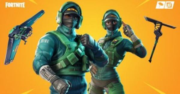 Fortnite | REFLEX Skin - Set & Styles - GameWith