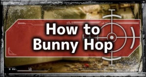 APEX LEGENDS | Pro Play Tip Guide: How to Bunny Hop & Heal - GameWith