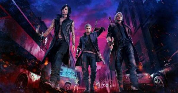 Devil May Cry 5 | Playable Characters: Dante, Nero, & V | DMC5