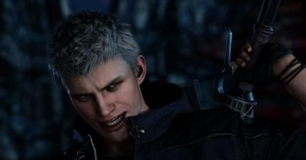 Dmc5 Nero Gameplay Guide Ability Weapon Tips Devil May Cry 5 Gamewith