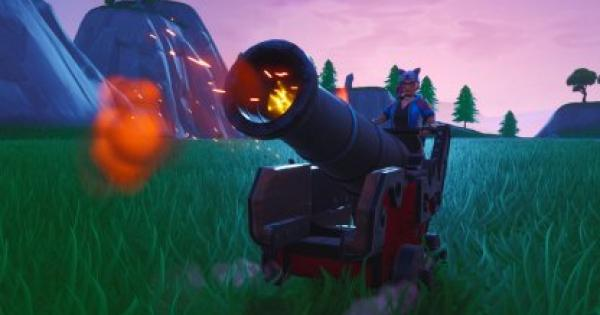 Fortnite   Deal Damage with Pirate Cannon (Week 2)