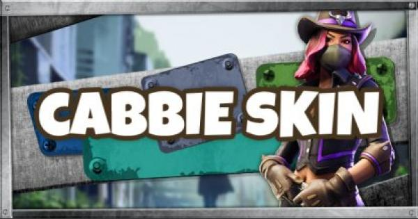 Fortnite | CABBIE Skin - Set & Styles - GameWith
