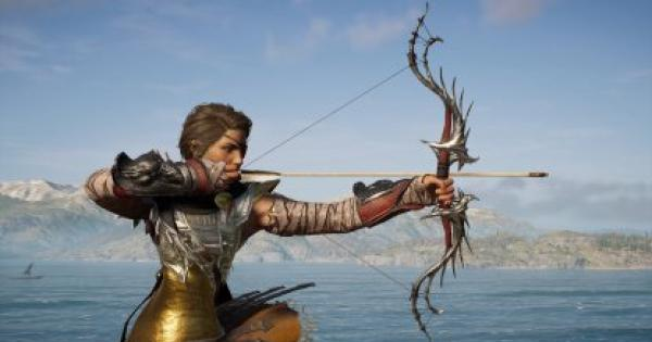 Hades's Bow - How to Get & Weapon Stats - Assassin's Creed Odyssey