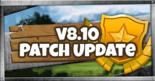 Fortnite | v8.10 Patch Update - Mar. 12, 2019 - GameWith