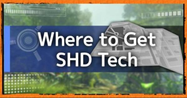Division2 | Where to Get SHD Tech - Cache Locations & Guide