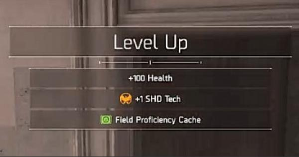 Division2 | How To Level Up Fast / Reach Level 30 Quick: Guide & Tips