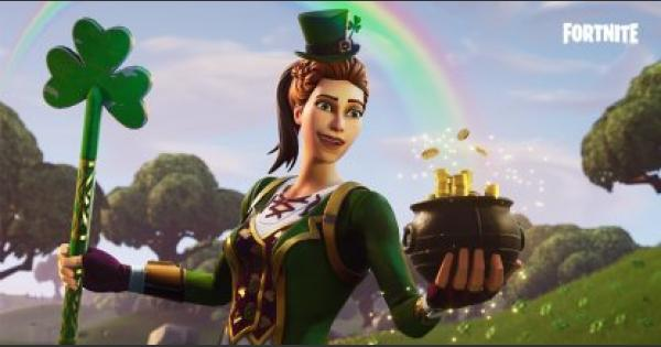 Fortnite | SGT. GREEN CLOVER Skin - Set & Styles - GameWith