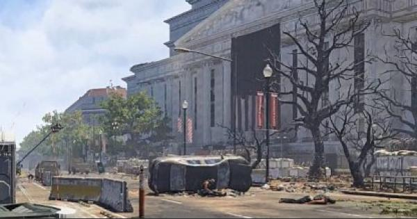 Division2 | National Archives - Side Mission Walkthrough - GameWith