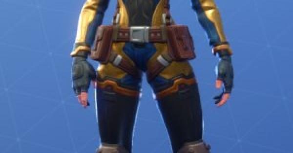 Fortnite | PSION Skin - Set & Styles - GameWith