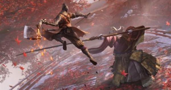 SEKIRO | All Skill List - GameWith