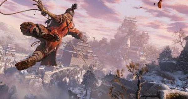 SEKIRO | HUD Elements & PS4 Controls - GameWith