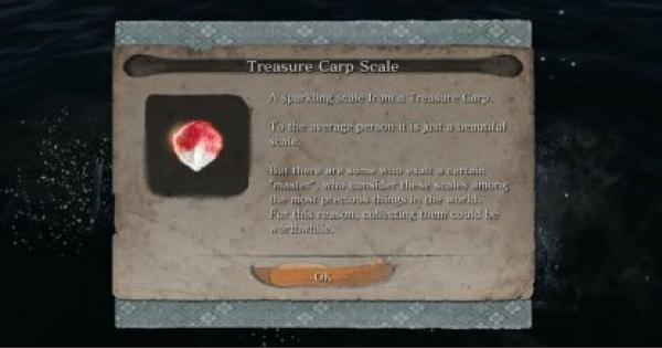 SEKIRO | Treasure Carp Scales - Location To Farm - GameWith